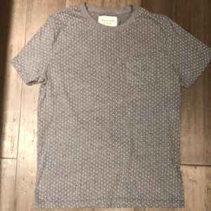 Men's Abercrombie and Fitch T shirt!